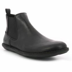 kickers boots noires swinguy