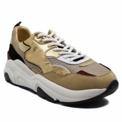 sérafini baskets dorées carla