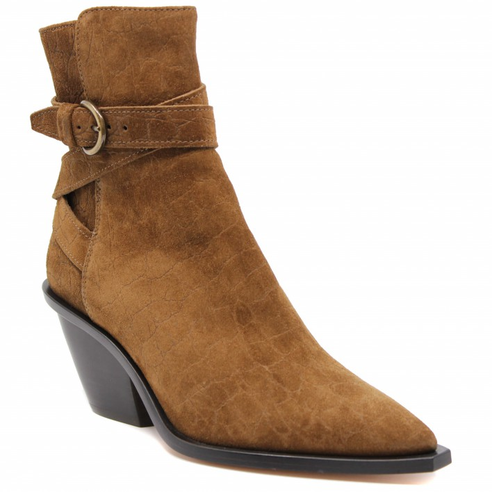 agl boots velours d239602