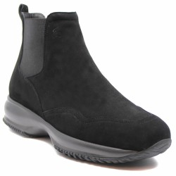 hogan boots velours interactive