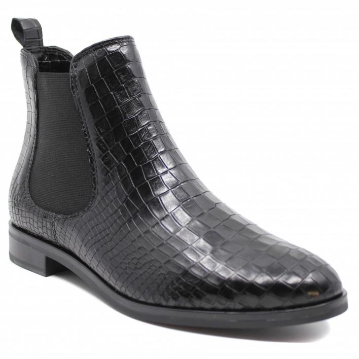 coco et abricot boots croco failly