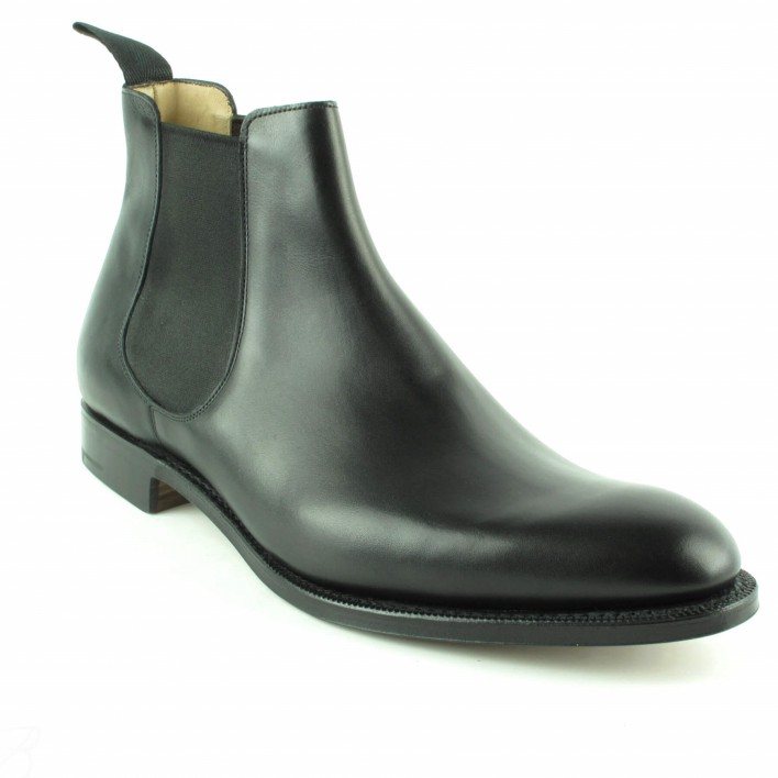 Church's - HOUSTON - Boots chelsea en cuir - noir