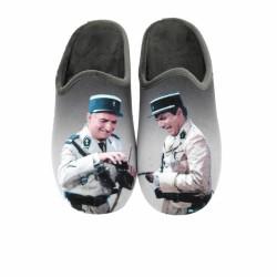 chaussons les gendarmes