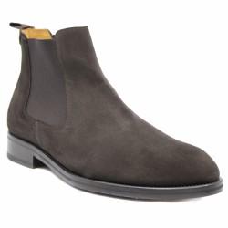 bernuci boots velours