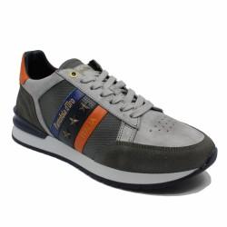 pantofola d'oro baskets ascoli runner n neon