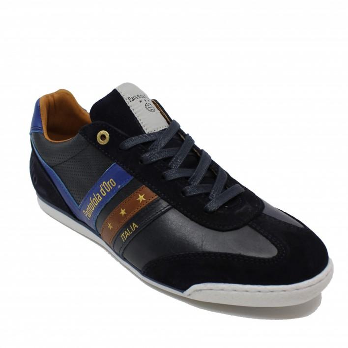 pantofola d'oro baskets vasto uomo low