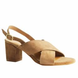 atelier tropézien sandales à talon