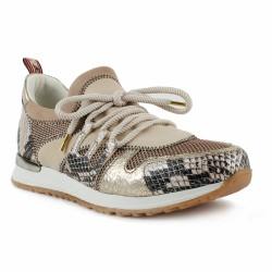 rosemetal sneakers python