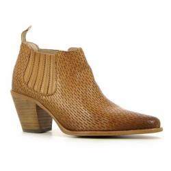 muratti boots cuir