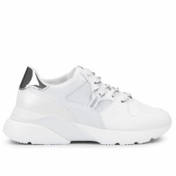hogan sneakers h385 argent