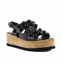 pertini nu-pieds compensés boules