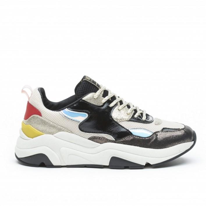 serafini sneakers noires