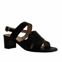triver flight sandales noires