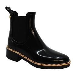 lemon jelly boots noires ava