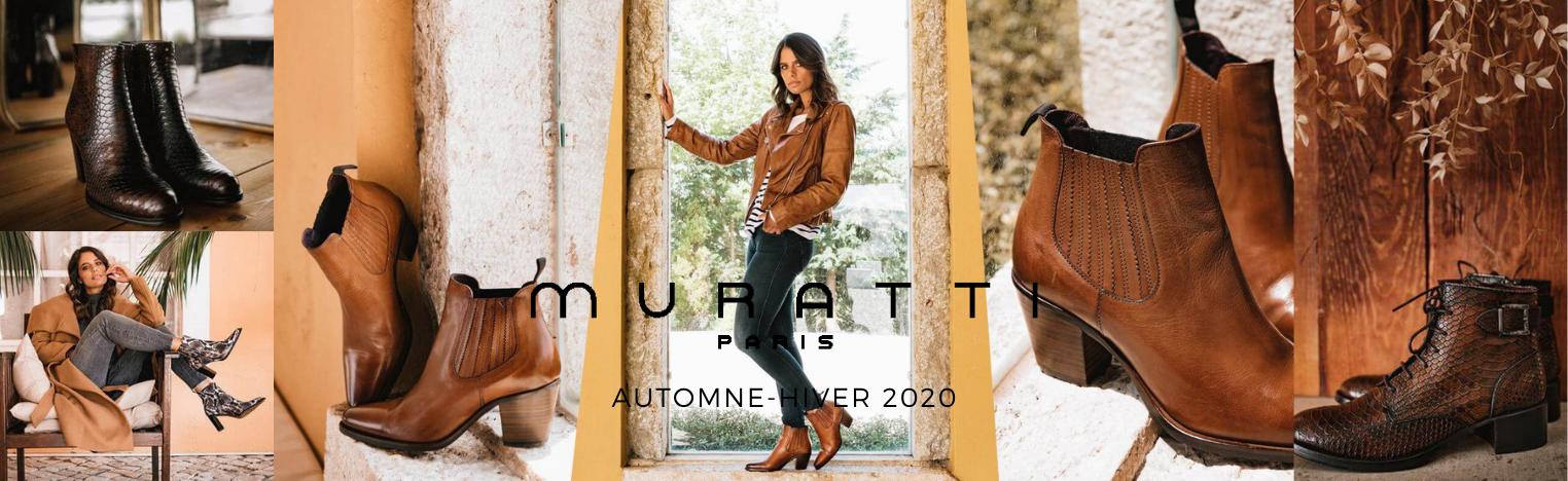 Nouvelle collection Muratti