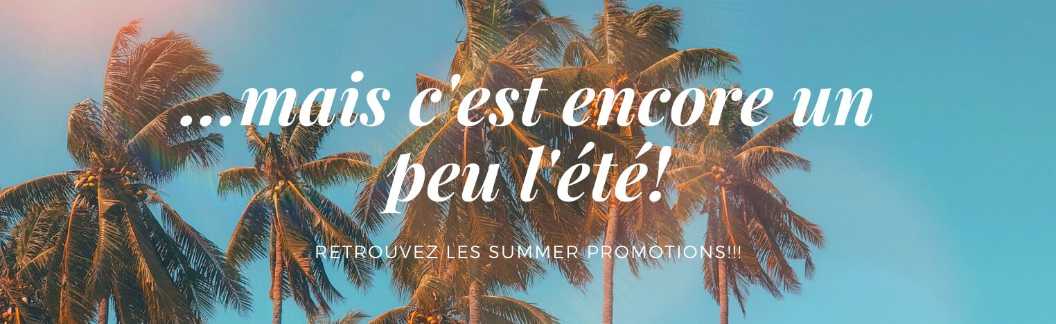 Summer promotions