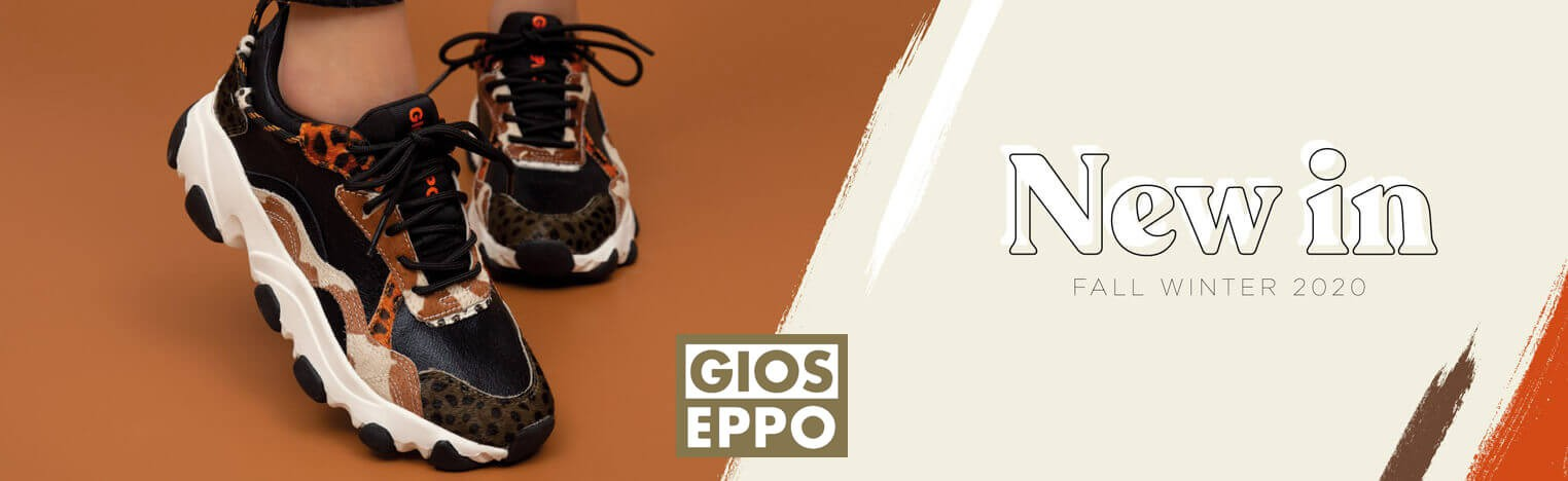 Nouvelle collection Gioseppo