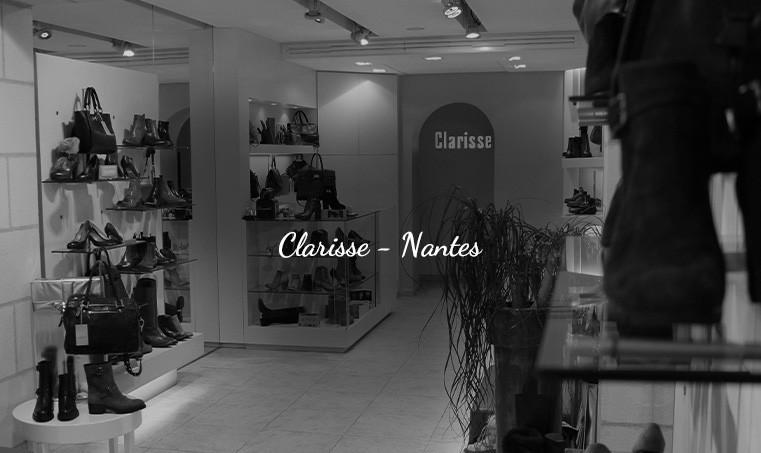 Magasins Clarisse - Chaussures pour Femmes - Nantes