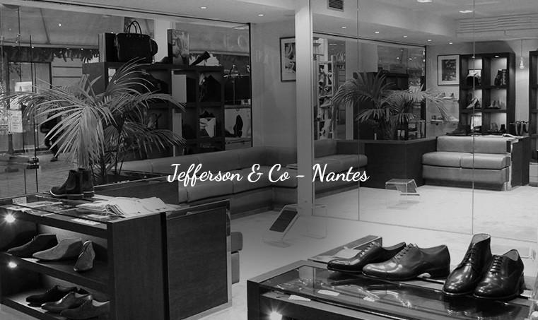 Magasins Jefferson - Chaussures pour Hommes - Nantes